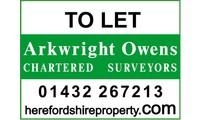 Ark owens logo to let sign