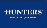 Hunters hq york logo