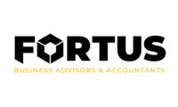Fortus logo blk